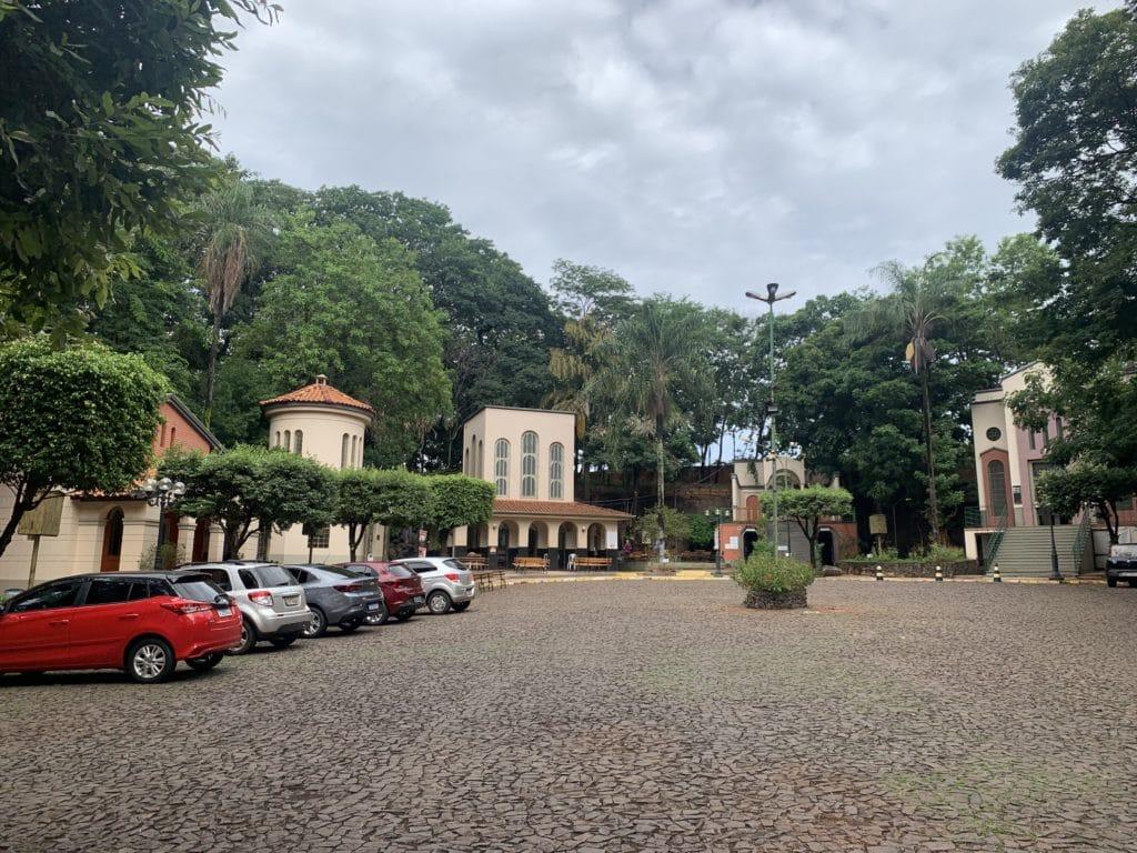 Santuário das Sete Capelas em Ribeirão Preto