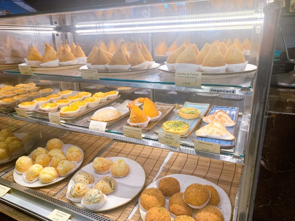 89°C Coffee Station Salgados