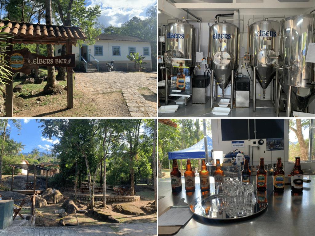 Cervejaria Elbers Biers e suas cervejas e restaurante
