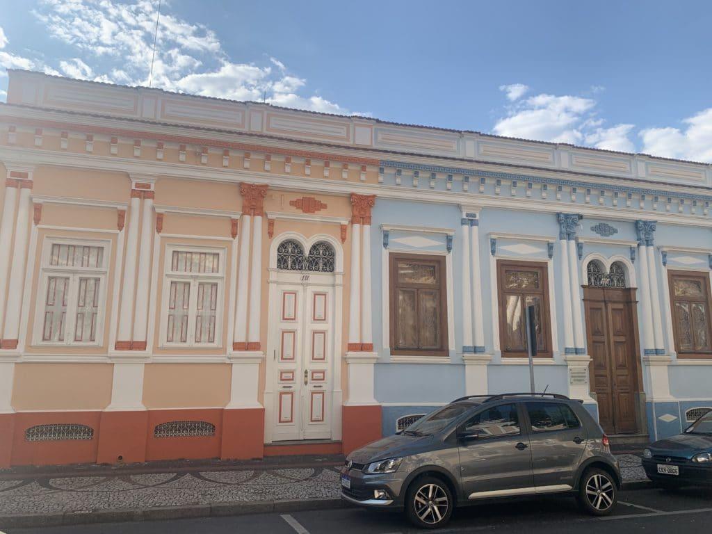 Amparo centro historico