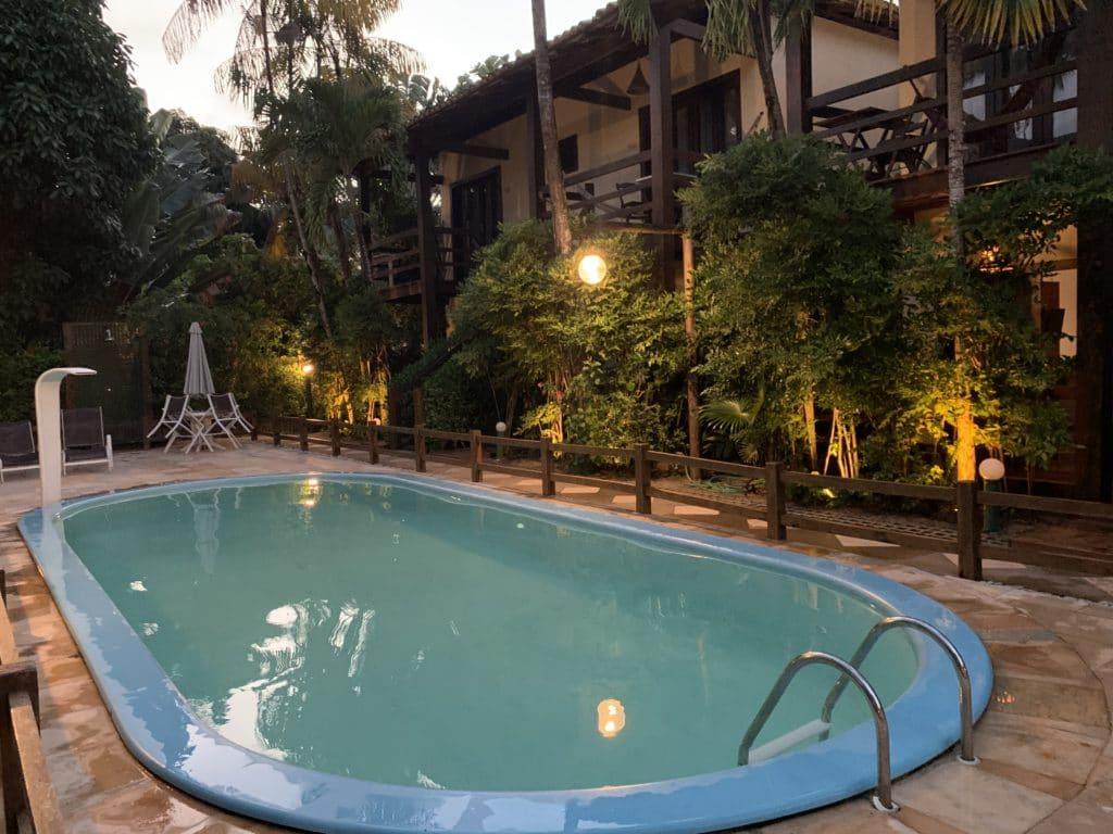 barra grande - hotel taipabas - piscina