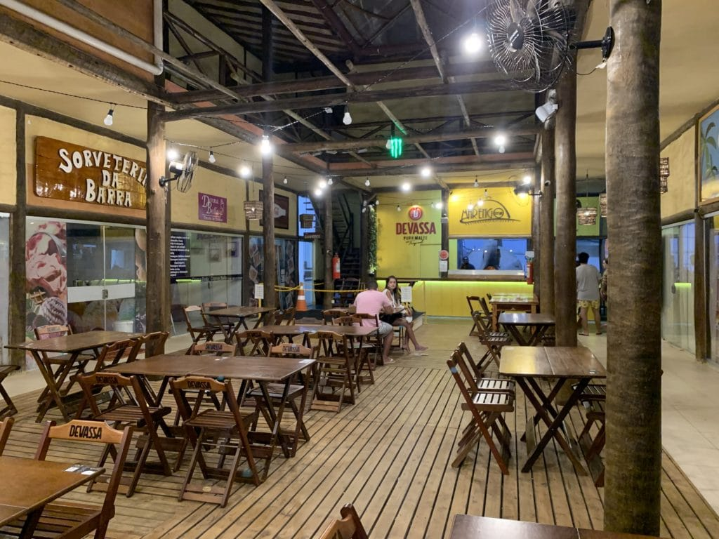 barra grande - restaurante marengo