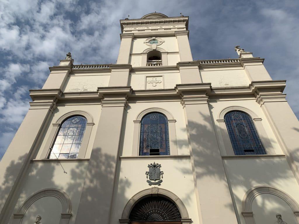 Basílica Menor de Nossa Senhora do Belém em Itatiba