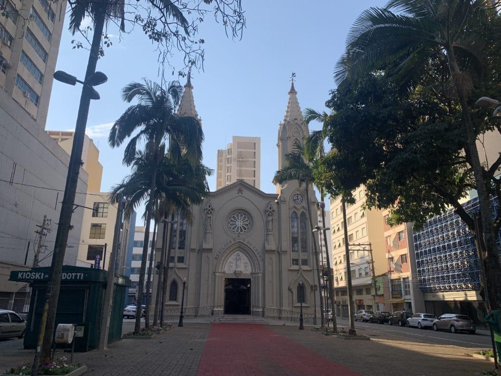 basilica nossa senhora do carmo campinas