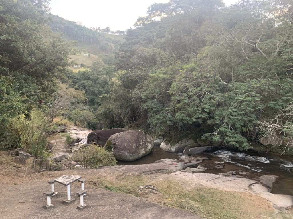 Cachoeira Cassununga em santo antonio do pinhal