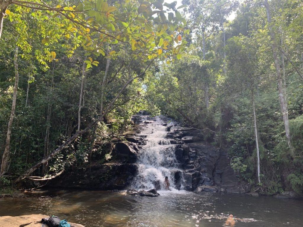 Cachoeira do Cleandro - Itacaré