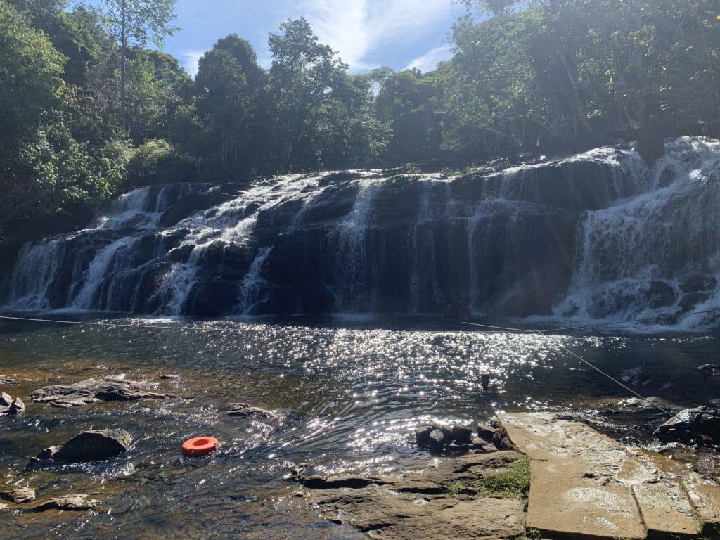 Cachoeira do Tijuípe - Itacaré