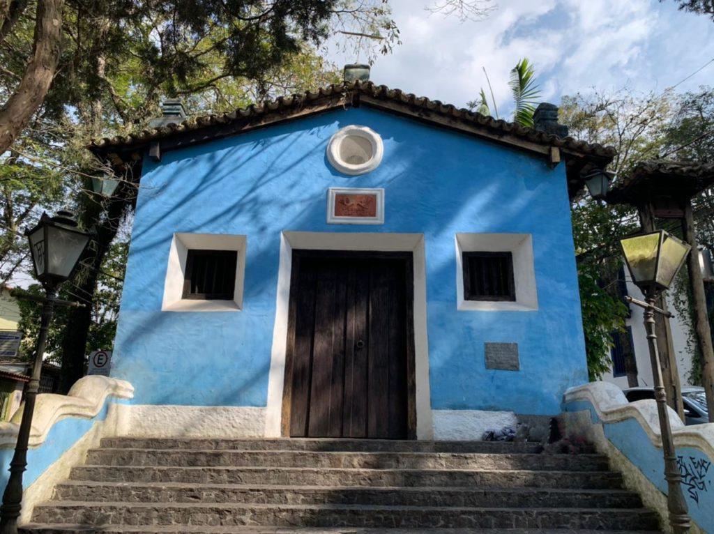Capela de são Lázaro em Embu das artes