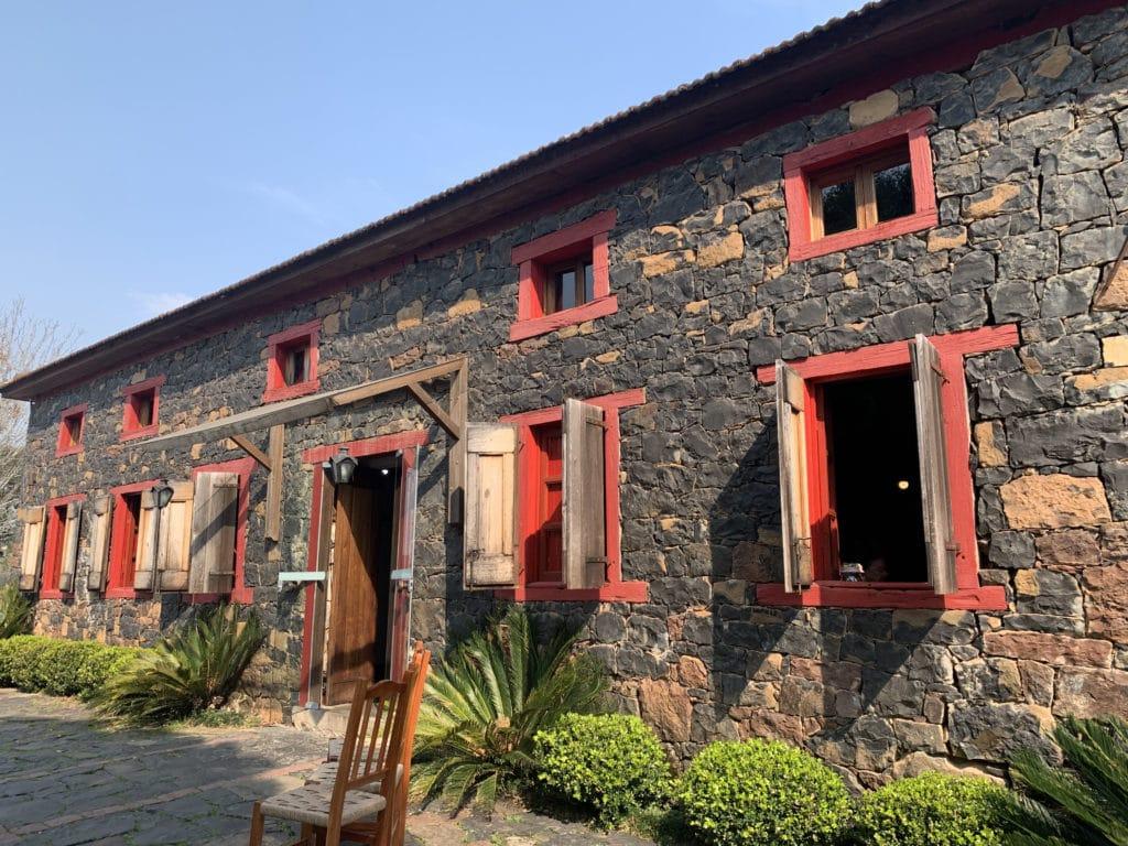 Casa Angelo Restaurante casa de pedra