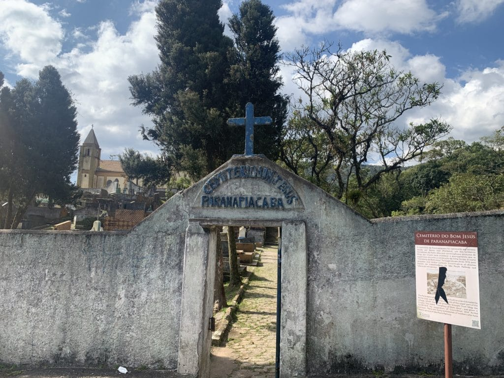 Cemitério do Bom Jesus de Paranapiacaba