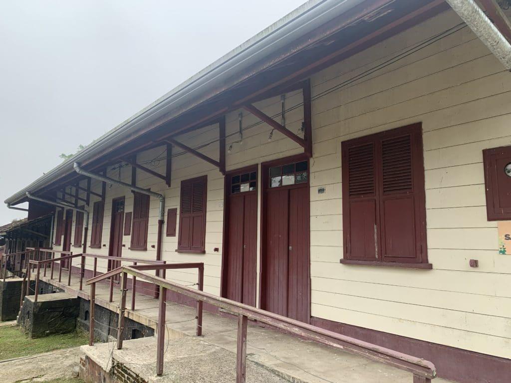 Centro de Documentação em Arquitetura e Urbanismo em paranapiacaba