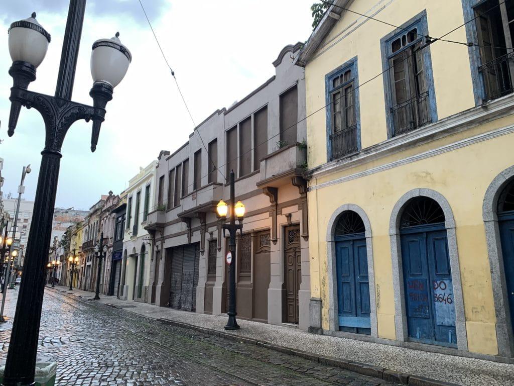 centro historico santos