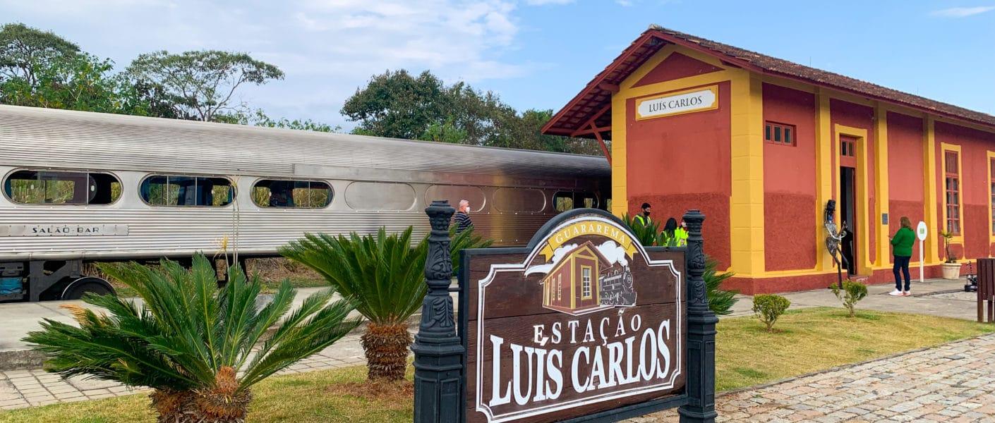 Estação Luiz carlos guararema