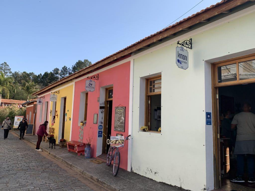 Estação Luiz carlos guararema Lojas