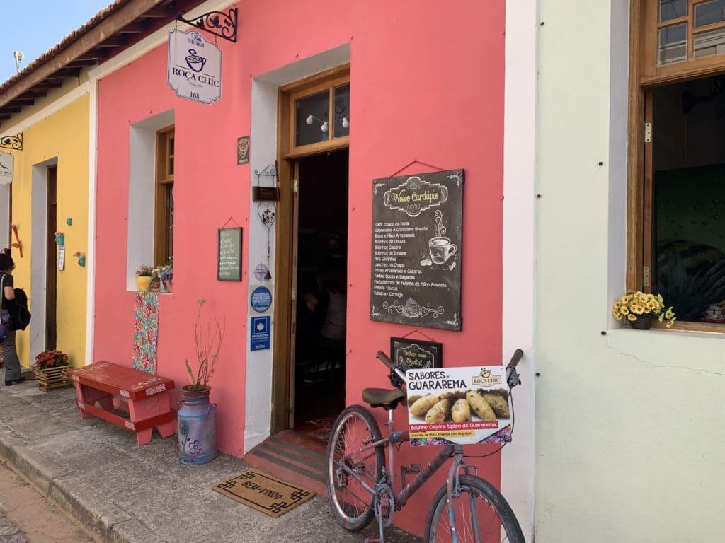 rosa chic e seus bolinhos caipiras
