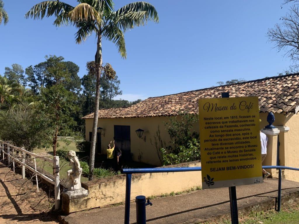 Fazenda Nossa Senhora da Conceição museu do cafe