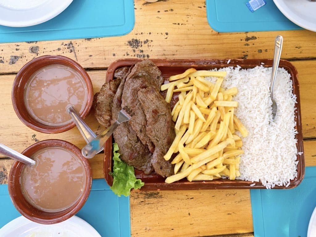 Fazenda Nossa Senhora da Conceição prato principal 2