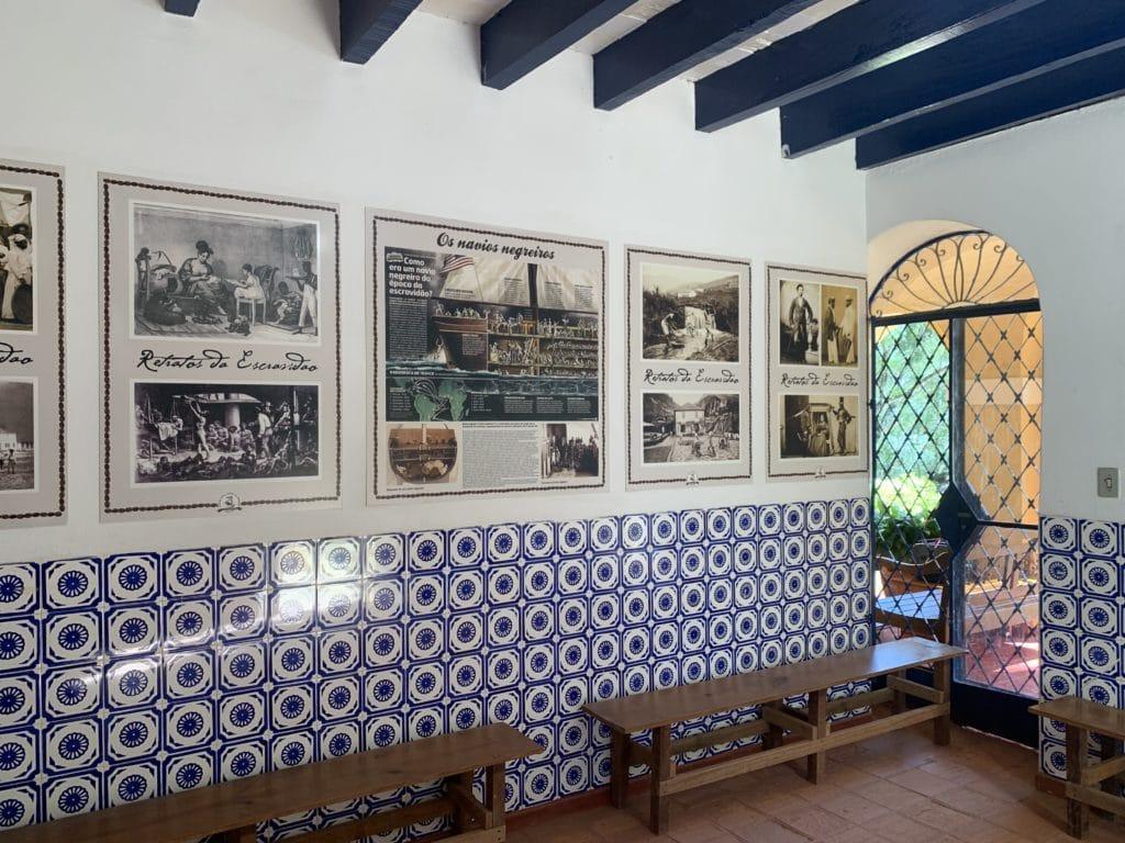 Fazenda Nossa Senhora da Conceição senzala historia