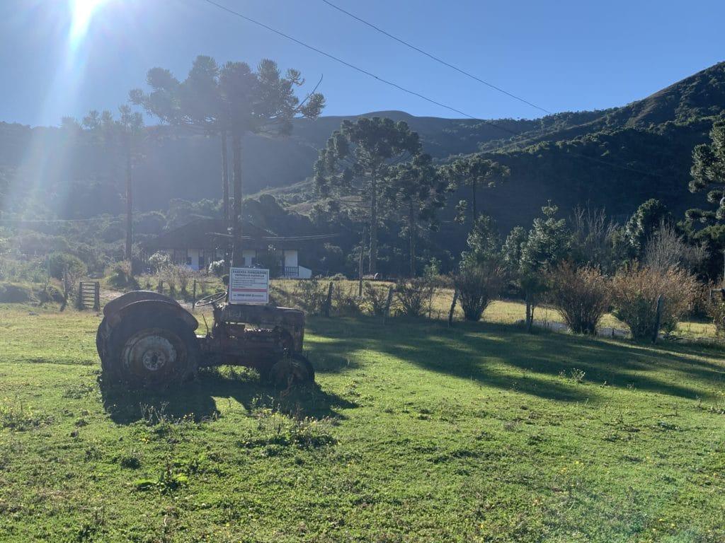 Fazenda Pinheirinho em sao jose do barreiro