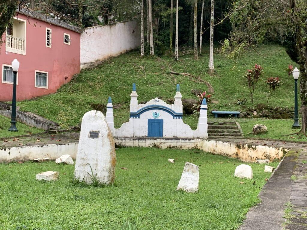 Fonte de Água Carioca antonina