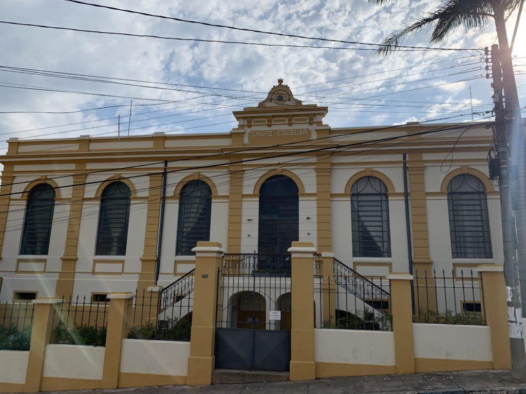 Grupo Escolar Coronel Júlio César escola da região