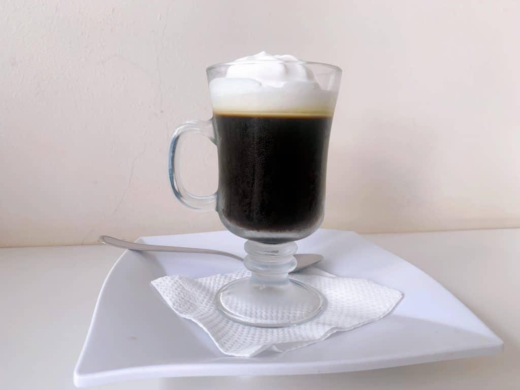 gelatina de café cremosa
