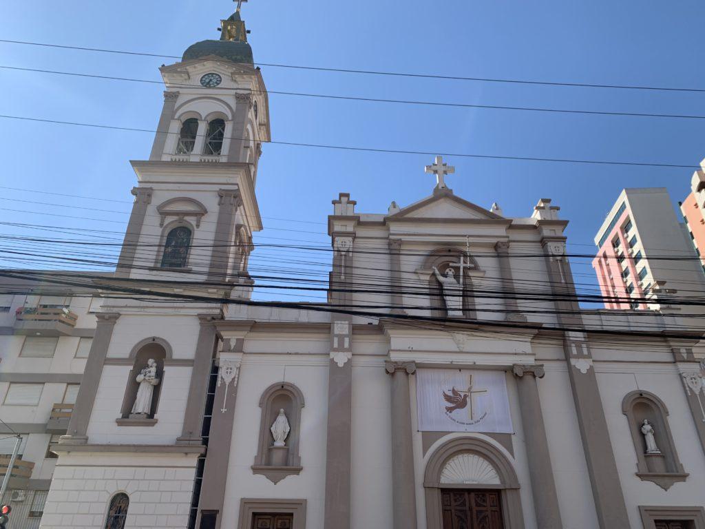 Igreja de Santo Antonio padroeiro da cidade