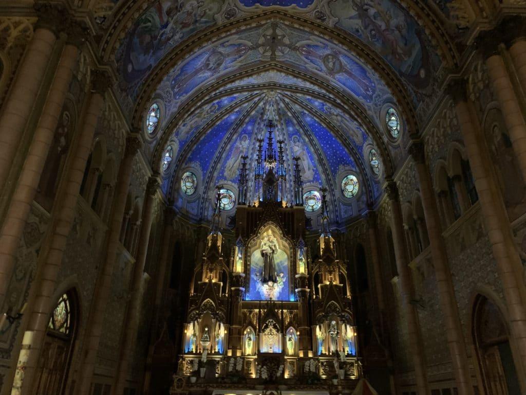 igreja do embare santos dentro