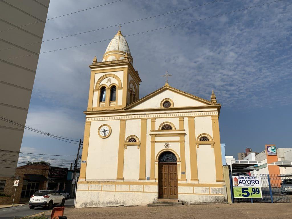 Igreja do Rosário antiga nossa Senhora do Belém