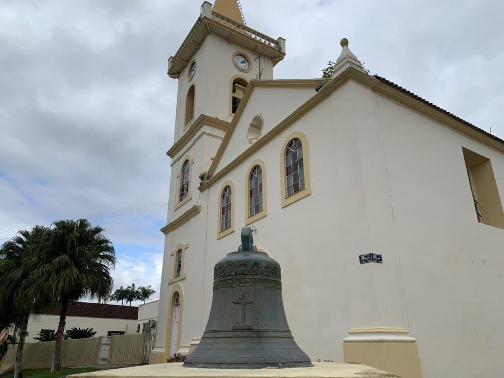 Igreja Matriz Nossa Senhora do Porto em Morretes