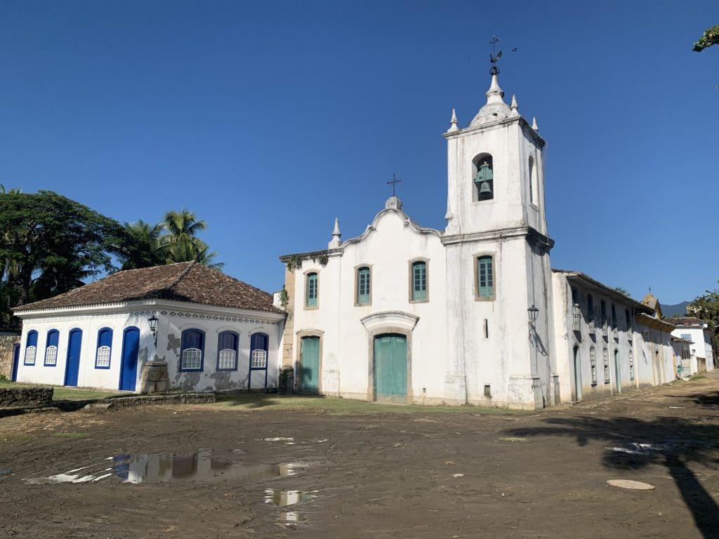 Igreja Nossa Senhora das Dores em Paraty