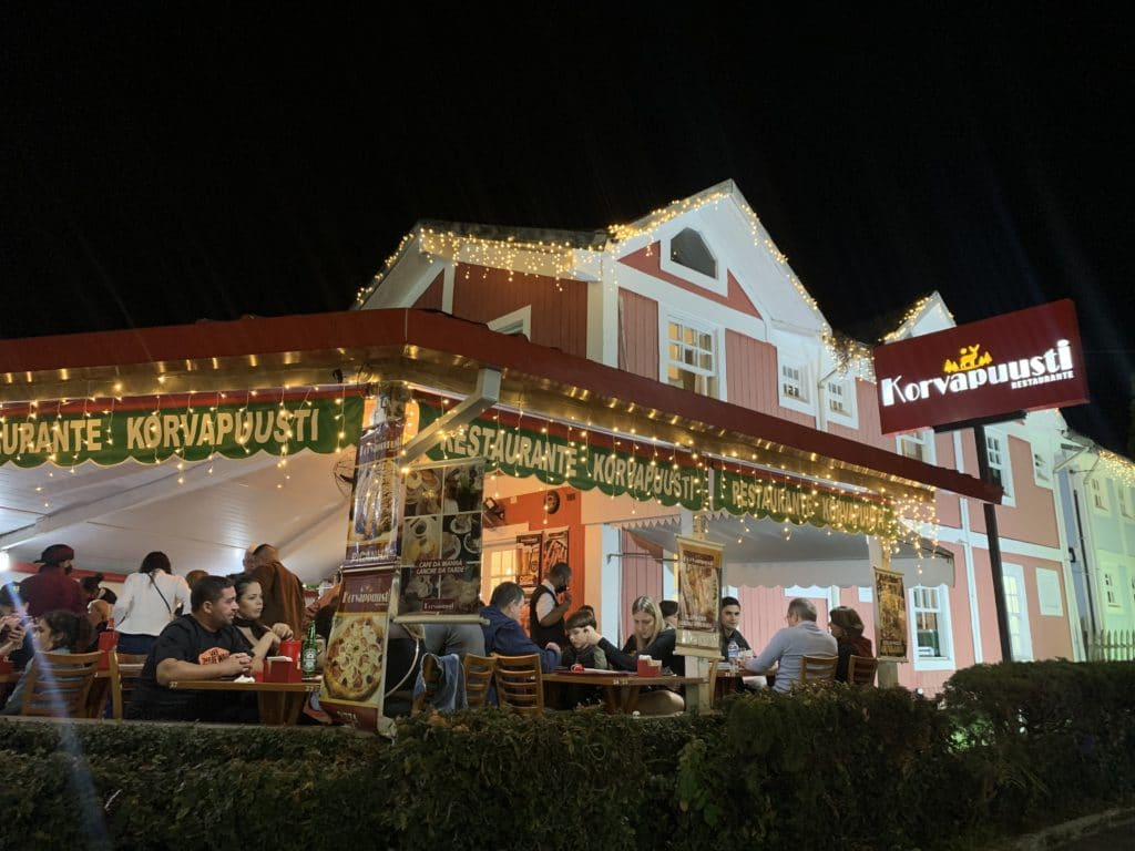 Korvapuusti Restaurante