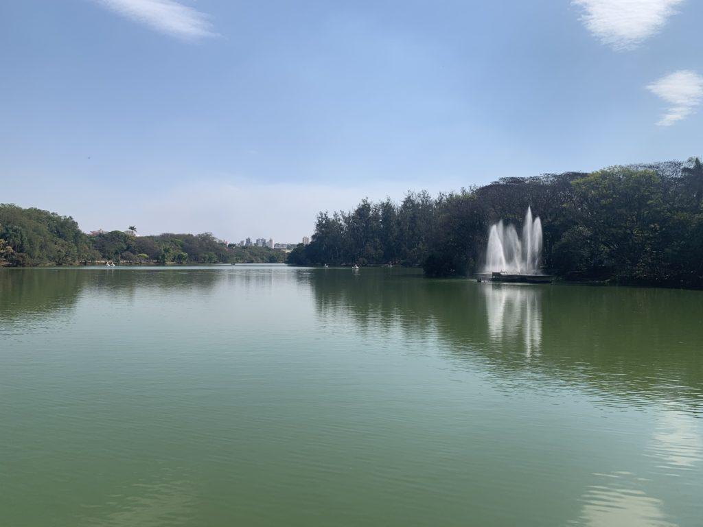 Lagoa Taquaral campinas
