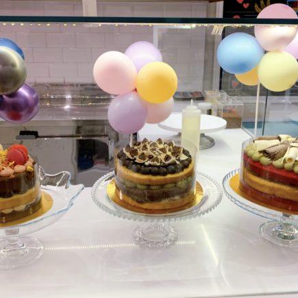 make a cake bolos