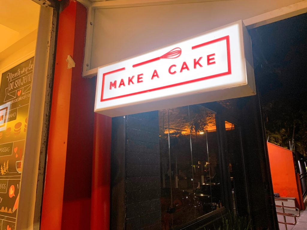 make a cake slogan