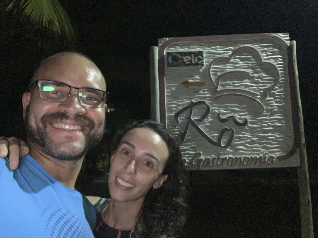 Rô Gastronomia, em Barra Grande