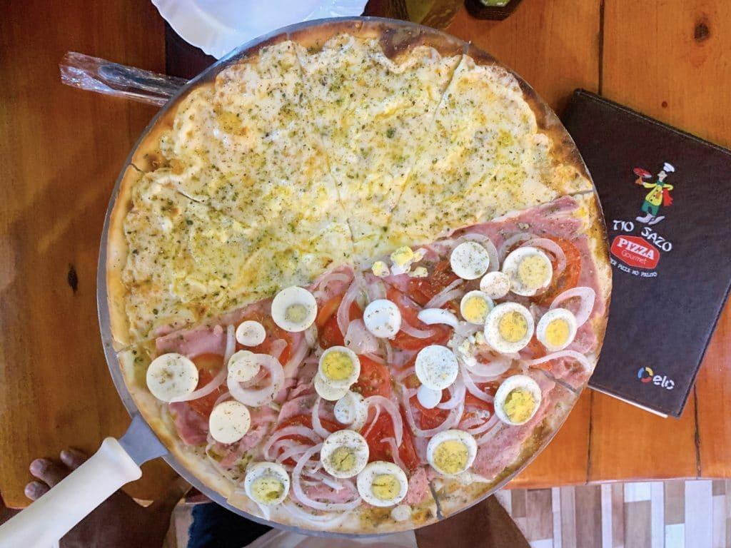 Pizza do Tio Sazo
