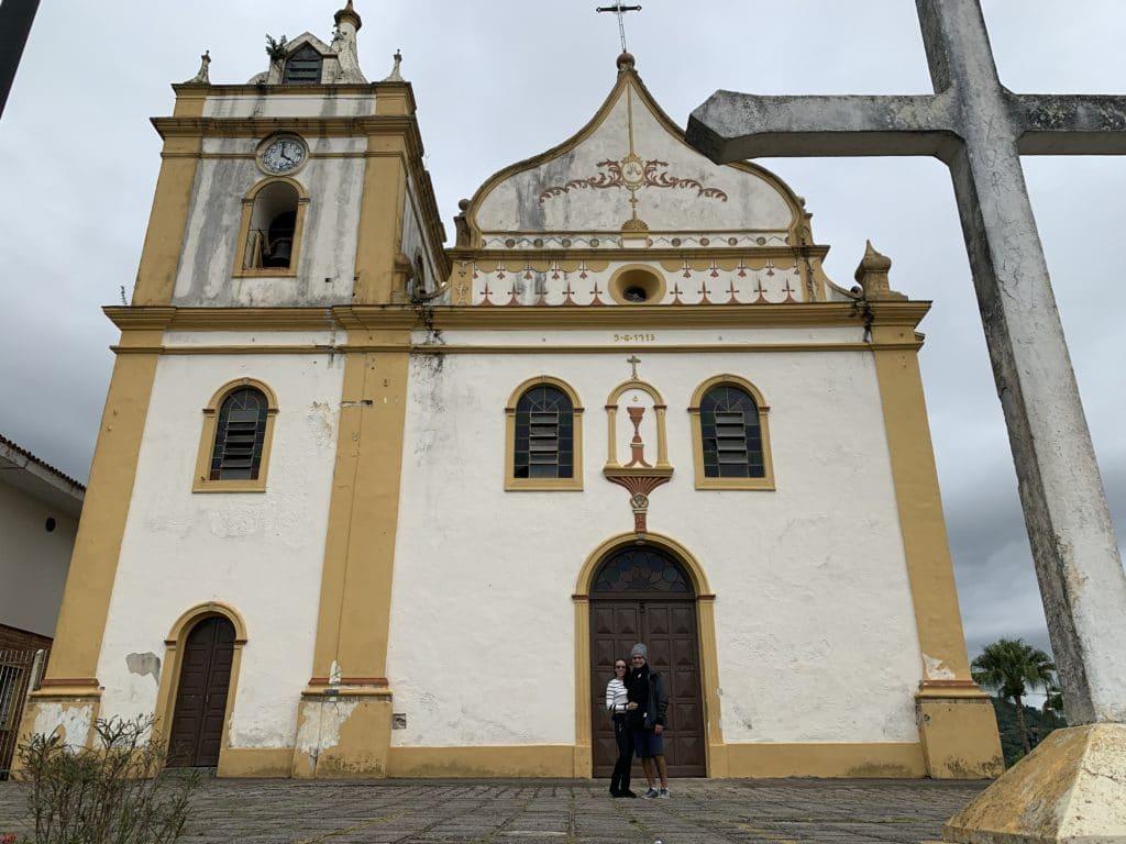 Matriz Nossa Senhora do Pilar Antonina