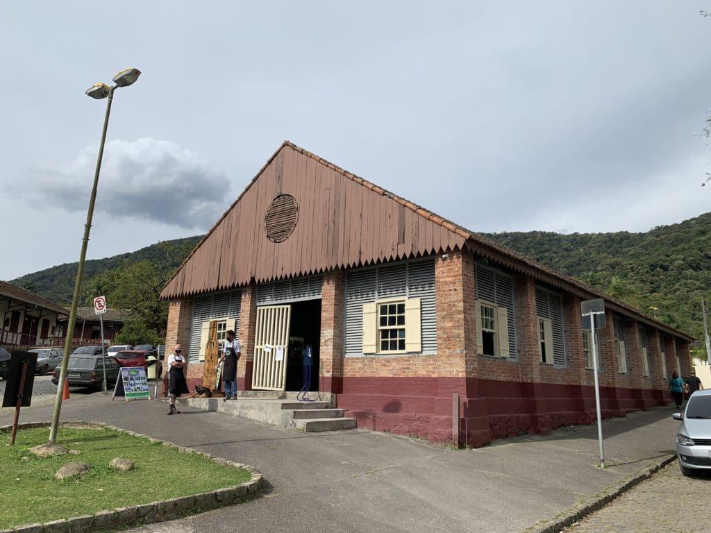 Mercado de Paranapiacaba
