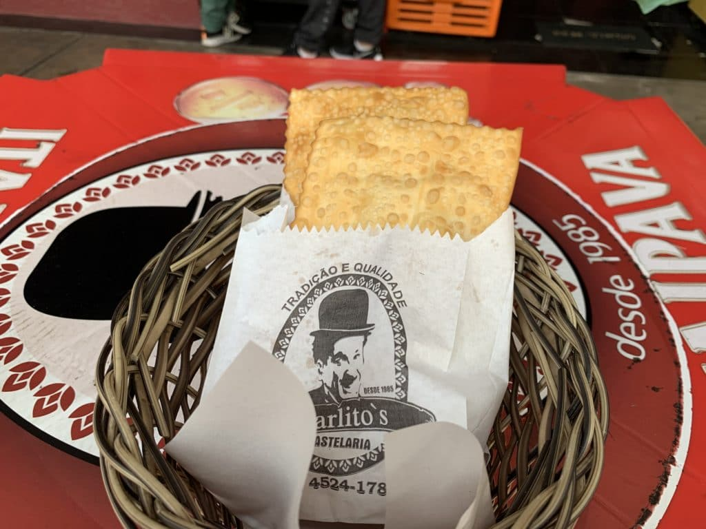 Carlito's Pastelaria o pastel