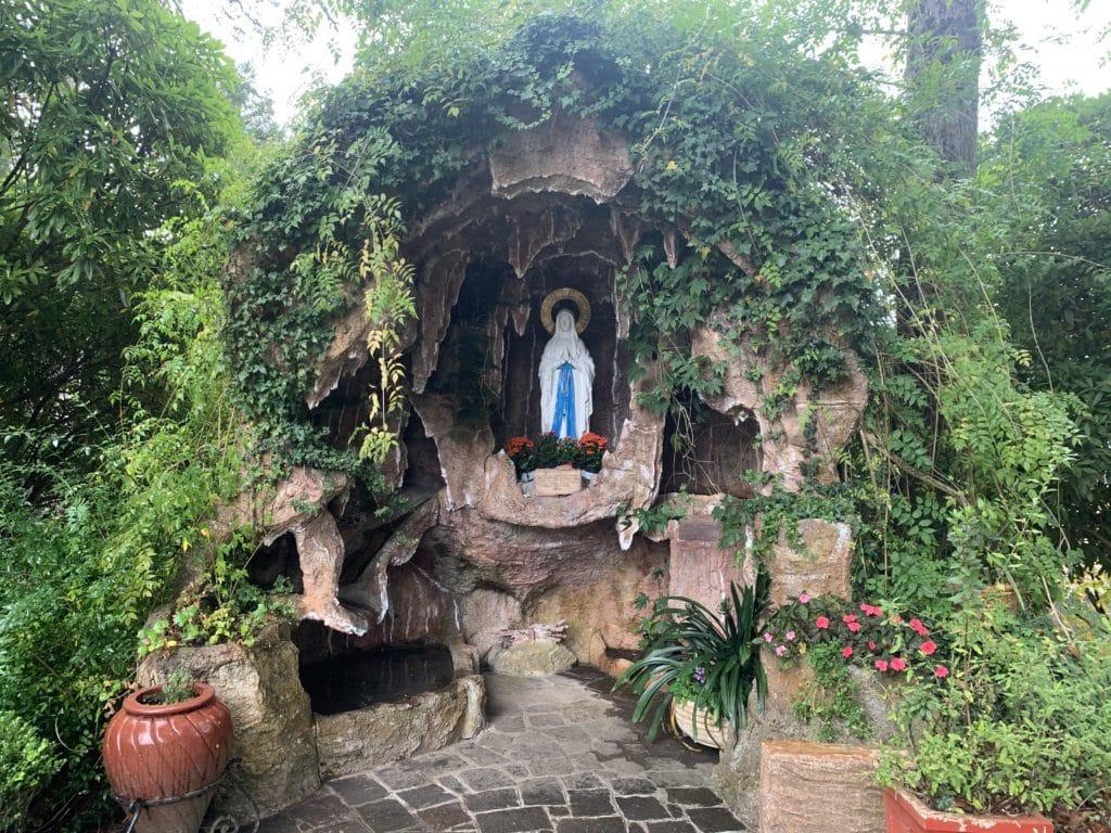 Gurta no mosteiro de São João