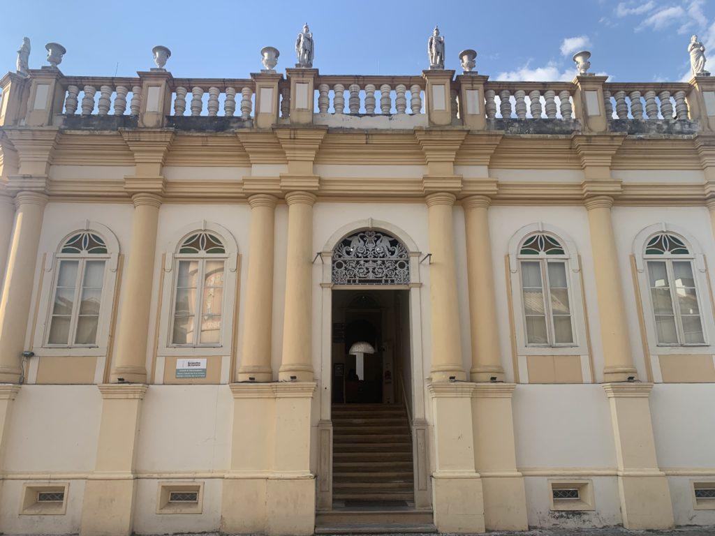 Museu Bernardino de Campos amparo