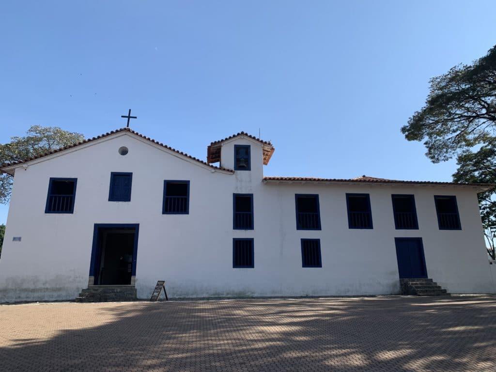 Museu de arte sacra jesuíta em Embu das artes