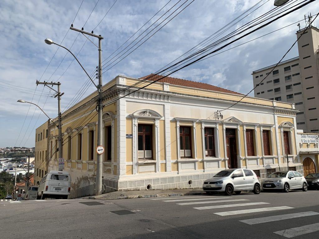 Palacete Damásio em Itatiba