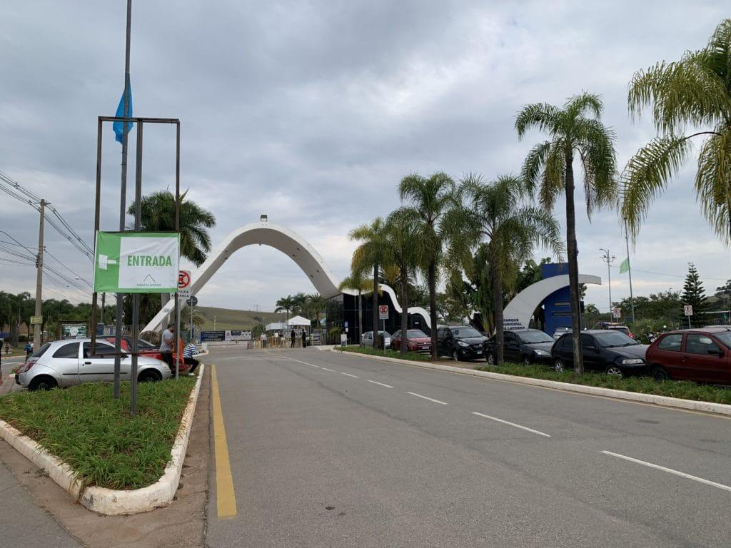 Parque Luís Latorre Itatiba