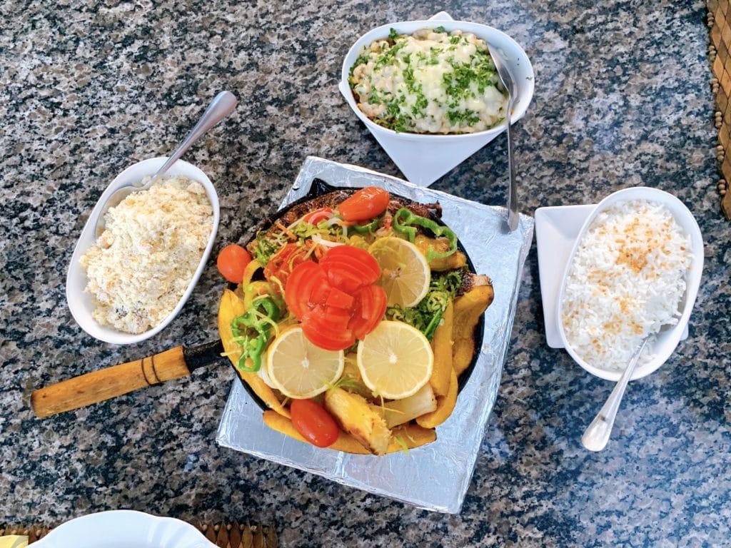 Peixe na Pedra - Café com Cacau - Itacaré