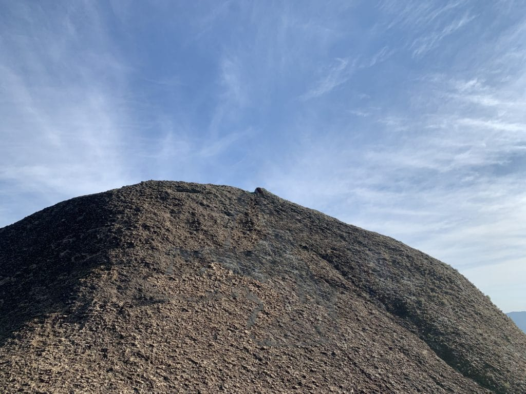 Pedra da Caveira mais um mirante no pico do Itaguaré