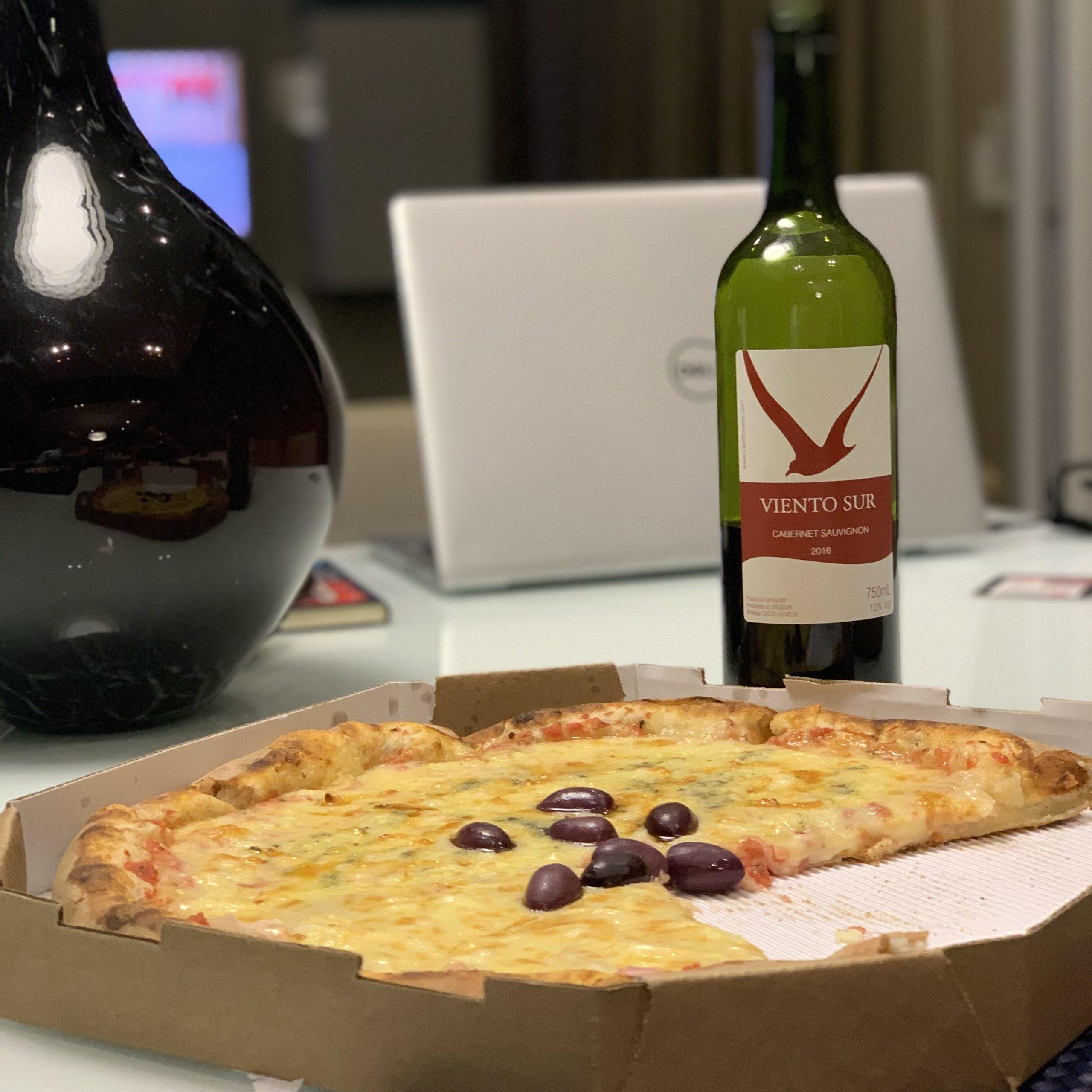 pizza da Marcoluccio dica de Onde pedir pizza na zona norte