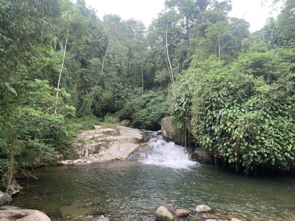 Poço do Tarzan em Paraty