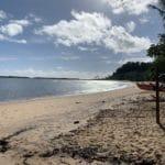 Praia da Concha - legal para ver o farol